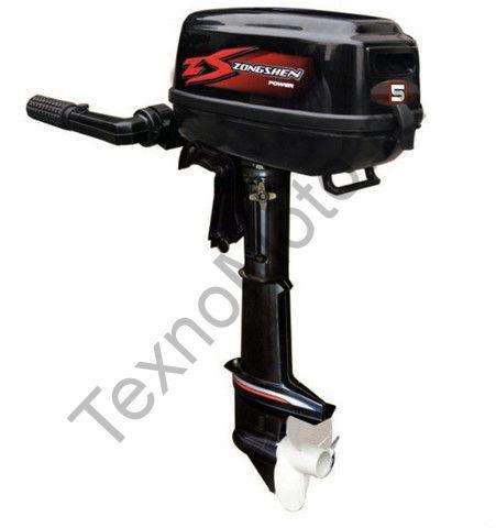 Лодочный мотор Zongshen T 5 BMS