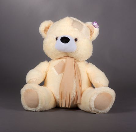 Плюшевый медведь 130см
