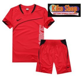 Форма футбольная детская Nike Tornado Красная