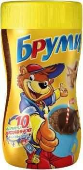 """Какао """"Бруми""""ПЭТ банка 250г"""
