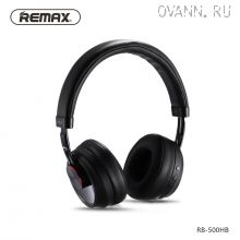 Наушники Remax RB-500HB Headphones Bluetooth