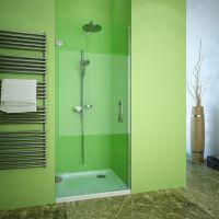 Изготовление дверей для душевой ниши
