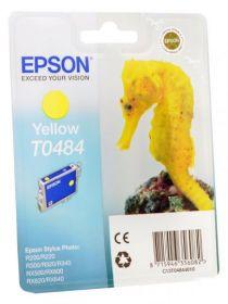 Картридж струйный Epson T0484 оригинальный