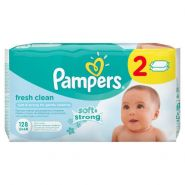 Pampers Baby Fresh Clean 128шт