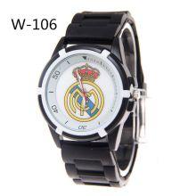 Часы мужские футбольные Реал Мадрид