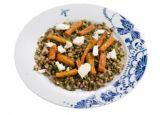 Маш с морковью и сыром