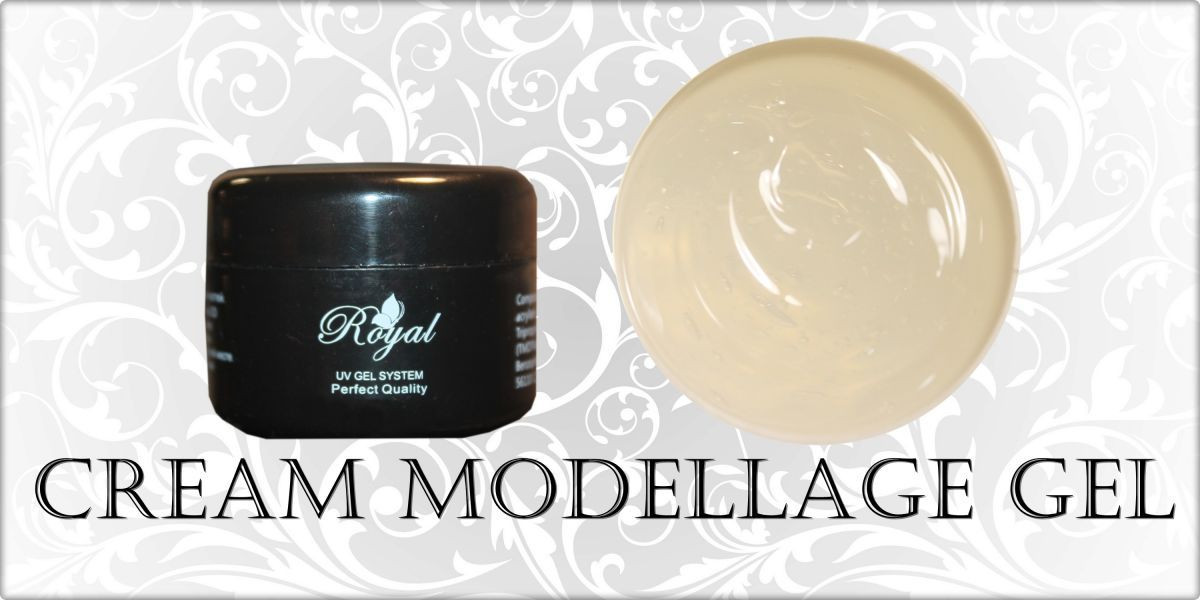 CREAM MODELLAGE ROYAL GEL прозрачный