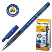 Ручка шар масляная синяя BRAUBERG Profi-Oil 0,7мм немецкие чернила/24 141632