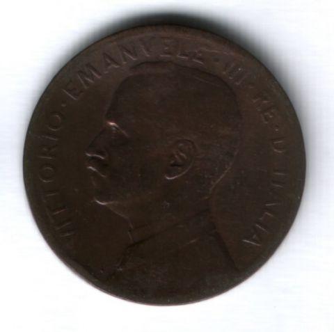 5 чентезимо 1909 г. Италия