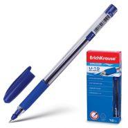Ручка шар синяя ERICH KRAUSE Ultra Glide Technology U-19 0.6мм/12/144 33519