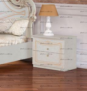 Тумба прикроватная Версаль Диа Мебель (58х60х42)