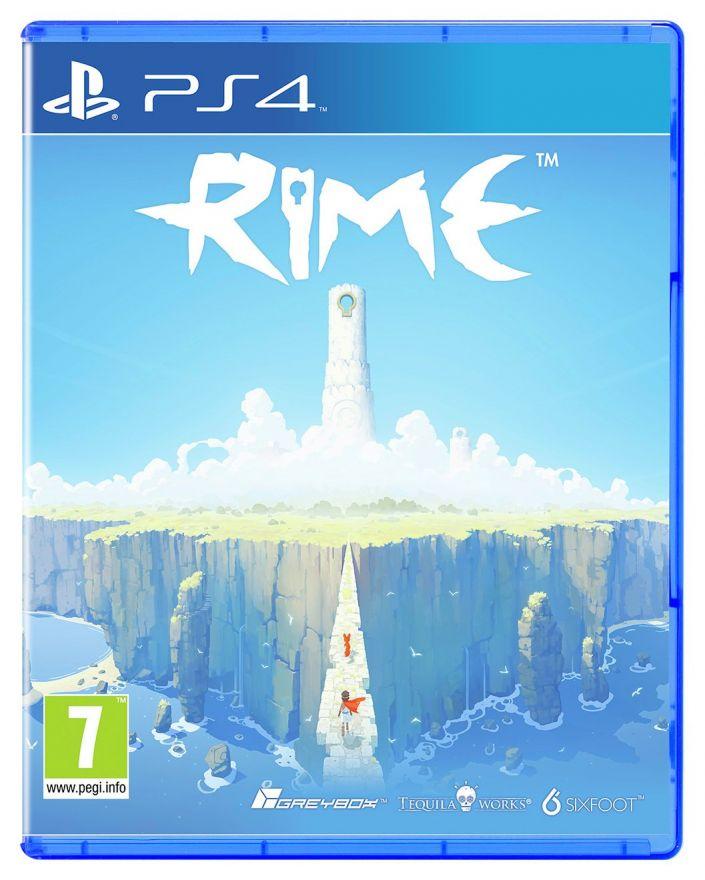 Игра Rime (PS4)