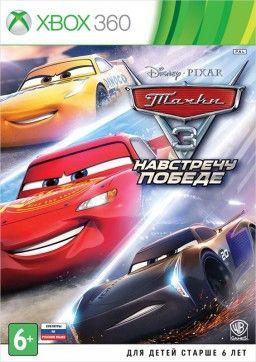 Игра Тачки 3 (Xbox 360)