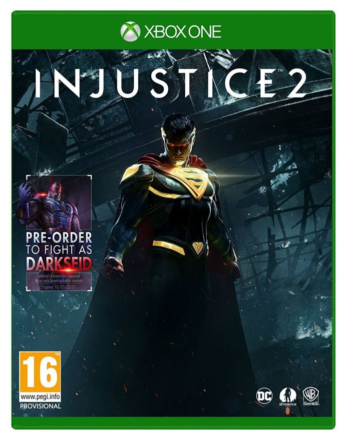 Игра Injustice 2 (Xbox One)