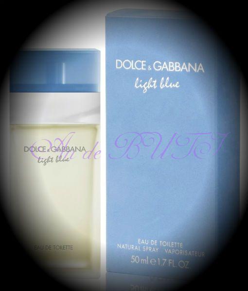 Dolce & Gabbana Light Blue For Women 100 ml edt