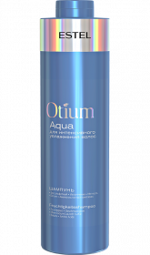 Шампунь для интенсивного увлажнения волос 1000 мл ESTEL OTIUM Aqua