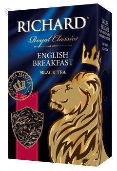 Чай Richard Royal English Breakfast 90гр