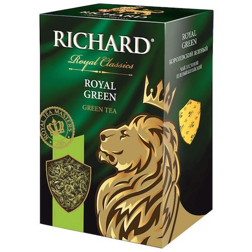 Чай Richard Royal Green 90гр