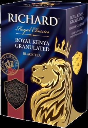 Чай Richard Royal Kenya Granulated 200гр