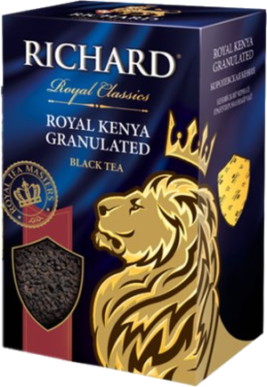 Чай Richard Royal Kenya Granulated 200гр