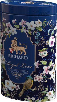 Чай Richard Royal Love ж/б 80гр