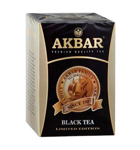 Чай Акбар 100 лет (фиолетовая пачка) 100г