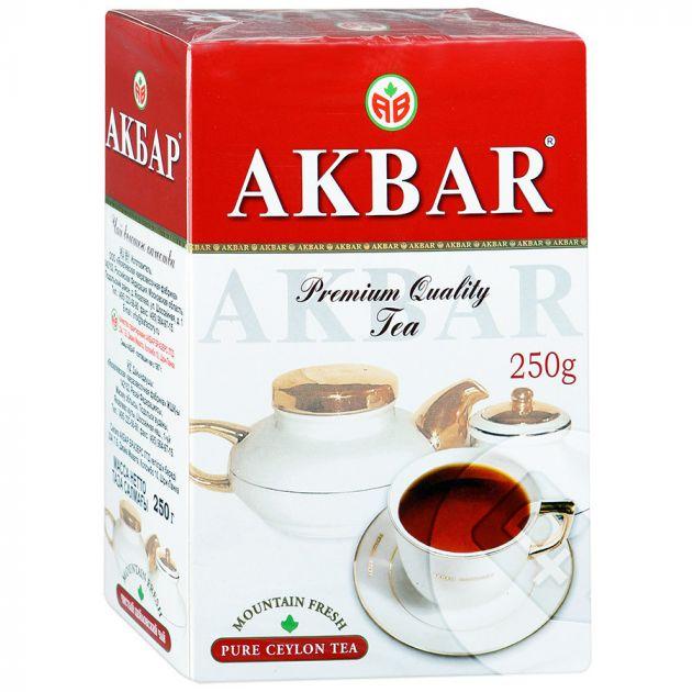 Чай Акбар красн./белый крупн.лист 250г
