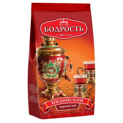 Чай Бодрость традиционный черный байховый м/у 250гр