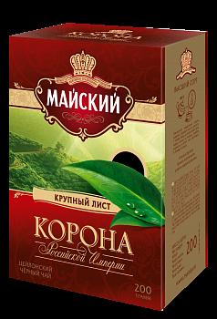 Чай Майский Корона Российской Империи 200г
