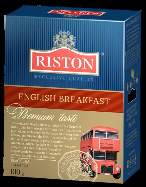 Чай Ристон Английский завтрак 100г
