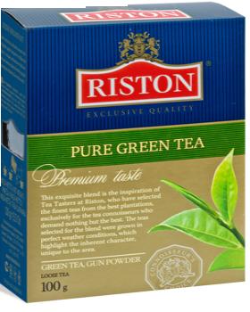 Чай Ристон Зеленый 100г