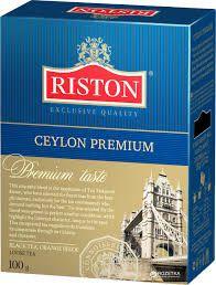 Чай Ристон Премиум Английский (Цейлонский премиальный) ОРА 100г