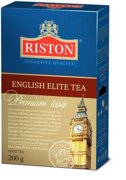 Чай Ристон Элитный Английский 200г