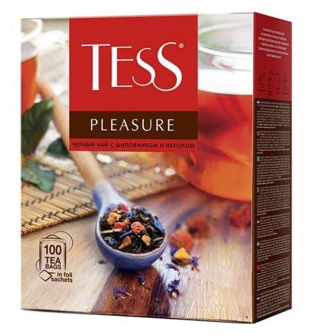 """Чай  """"Тесс"""" Плэжа 1,5г 100пак."""