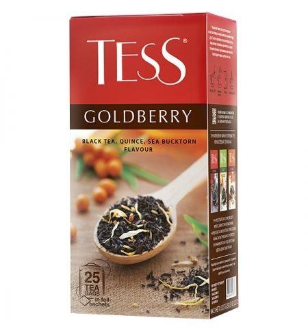 """Чай  """"Тесс"""" Голдберри 1,5г 25 пак."""