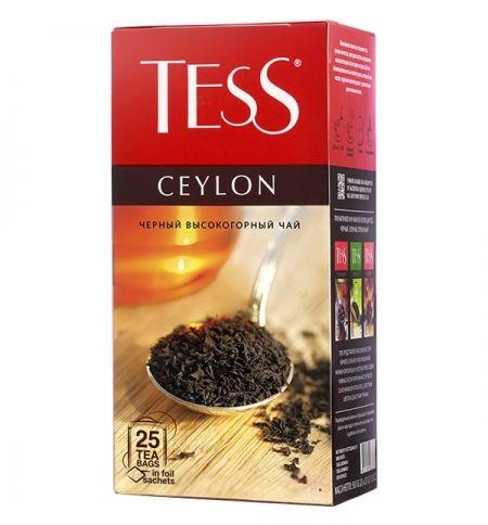 """Чай  """"Тесс"""" Цейлон 2г 25 пак."""