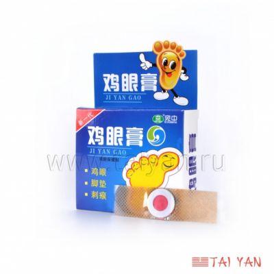Китайский пластырь от мозолей
