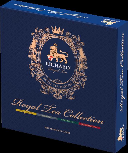 Чай Richard Royal Tea Collection 2гр 20пак.конв (сашет)