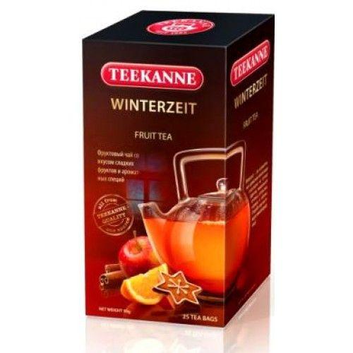 Чай TEEKANNE ный напиток Винтерцайт 2гр конв. 25 пак.