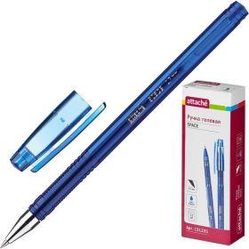 Ручка гель синяя ATTACHE Space 0,5мм Россия/12 131235