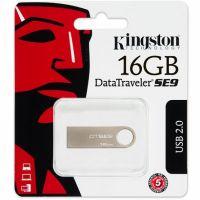 Флешка Kingston Data Traveler SE9 USB 2.0 16GB