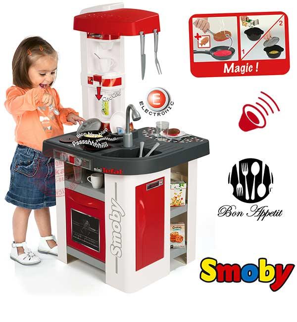 кухня smoby tefal studio 311022