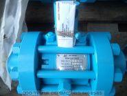 Кран шаровый дроссельный КШД 65х210