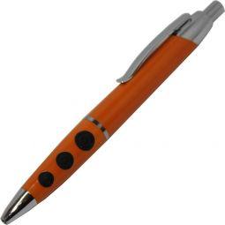 ручки оранжевые с черным
