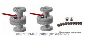 Задвижка дисковая штуцерная ЗДШ65-350М
