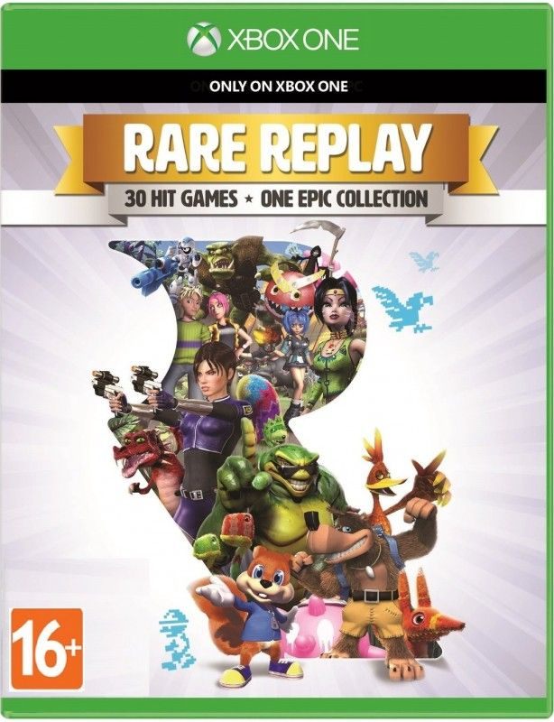 Игра Rare Replay (Xbox One)