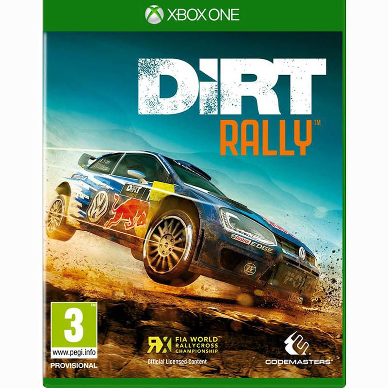Игра Dirt Rally (Xbox One)