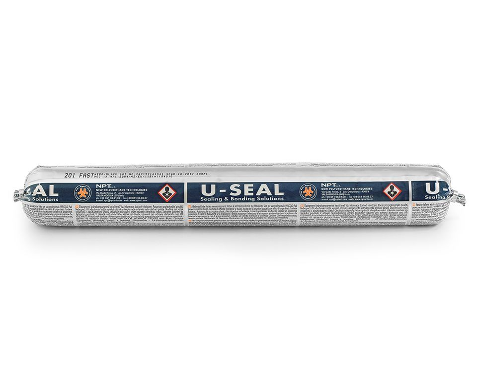 U-seal Полиуретановый клей для вклейки стёкол,время высыхания 2 часа,600 мл.