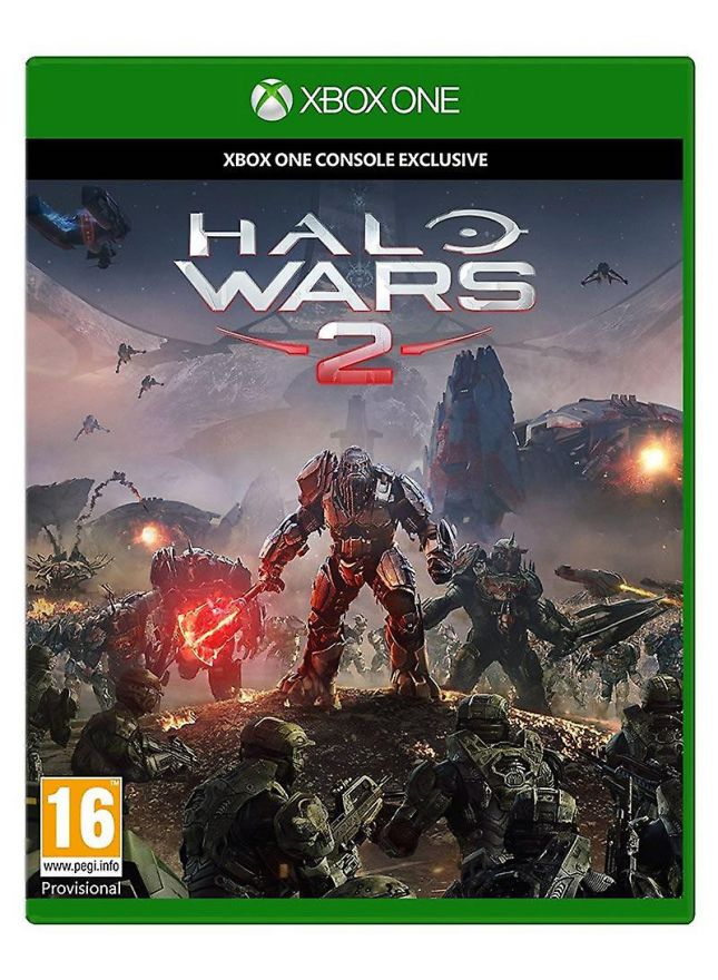 Игра Halo Wars 2 (Xbox One)