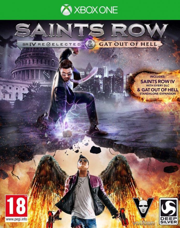 Игра Saints Row (Xbox One)